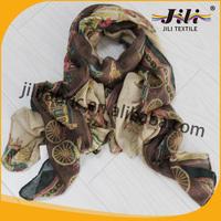 fashion 100% polyester voile muslim women hot arab hijab scarf