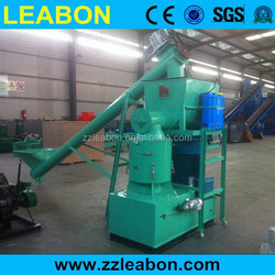 Hot Sale Complete Pellet Mill Line with Auto Lubrication System