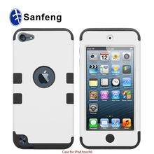 Any color for option!for ipod touch 6 silicon mobile phone case
