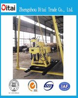 China 2015 hot selling mobile Drilling Rig for 180 meters deep