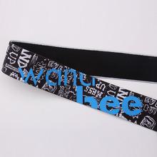 custom cintura e bretelle di sublimazione di alta qualità stampa senza ordine minimo