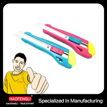 Hot Knife Cutter Plastic Knife for Wholesales Cutter Knife Office Application