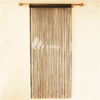 Latest home window designs string curtain for home