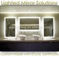 LED IP44 de espejo de baño con certificado UL y ETL