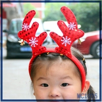 2015 new christmas ornament new arrival design factory price hot sale kids christmas tiaras