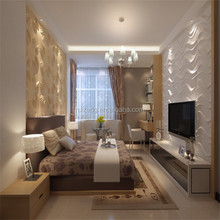 pvc interior decorative wall covering panels for home