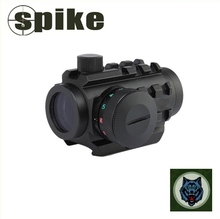 Compact Red Dot Red & Green Dot Sight /Tactical Airsoft Scope 20mm Rail Mounts