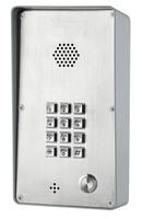 Fanvil I21T Outdoor Waterproof , IP65, IK10 , IP audio door phone, Broadcast INTERCOM