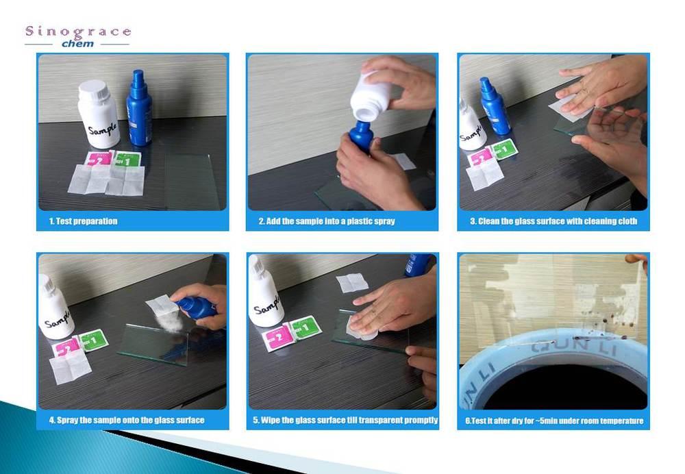 Imperm able rev tement hydrophobe nano pour verre for Peinture satinee algerie