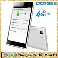 Smartphone 4.5inch Doogee F1 Turbo Mini F1 1GB/8GB 540*960 MTK6732 64 Bit 4G FDD LTE Android4.4
