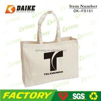 DK151 8OZ recyclable cotton bag