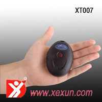 original Xexun mini chip gps tracker gps tracker jewelry with dual talk button / LBS Tracking