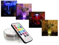 JEJA AQUA LED Mood Light with pilots, use for vase, giant balloon, paper lantern and hookah
