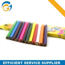 Promotional Children Color Drawing Black Pencil with Logo