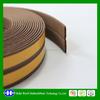 sponge door seal strip/self-adhesive rubber seal strip