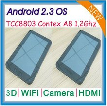 7 Inch Android 2.3 Capacitive multi-touch screen Tablet PC&MID