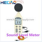 Cheap digital portátil integrando casella medidor de nível de som preço