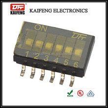 DIP tact switch,with KF1028 high quality with ROHS