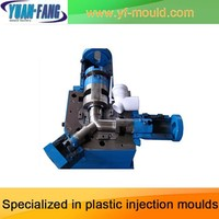 plastic injection mould manufacturing PVC pipe fitting mould , pvc hot tub molds made in taizhou ,custom mold