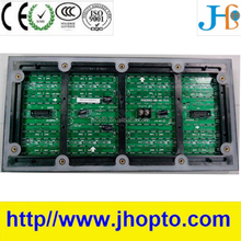 electronic day and date display 10mm pitch outdoor led module billborad lighting