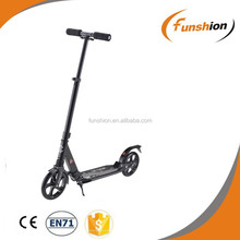 Adult fitness 3 wheels scooter, foot scooter for adult