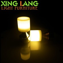 Creative LED desk lamp Bar hotel KTV decorative light color luminescence Party shall be applicable to the wedding
