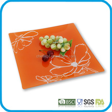 Wholesale tempered glass dinner dishes