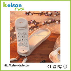 free shipping free sample low price best selling Hotel Telephone fax machine serial port table gsm phone