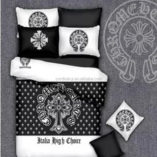 2015 brand new 4pcs korean king size bedding set thick sanded duvet cover bedsheet bed sets