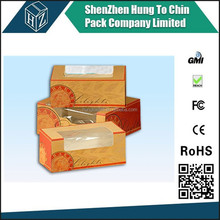 Hungtochin Pack direct manufacturer paper custom frozen cake packaging