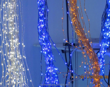Different colors LED holiday string 10m 100led color change new product