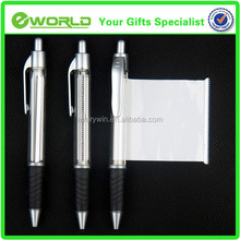 Custom Logo Cheap Advertising Banner Ballpoint Pen