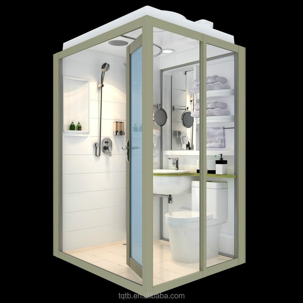 Prefab bathroom pods buy prefab bathroom unit bathroom for Prefab units