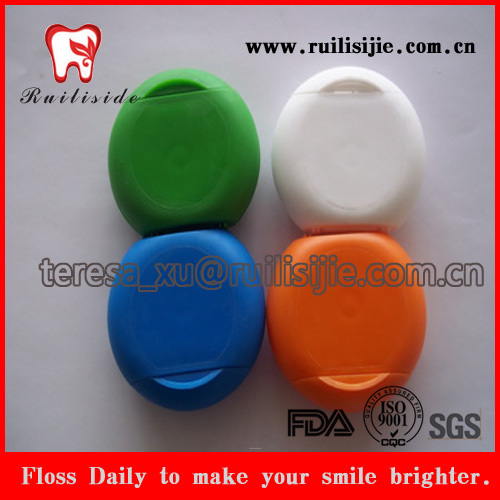 Personalized Nylon/PTFE/UHMWPE/High Dacron Dental Floss With FDA Certificate
