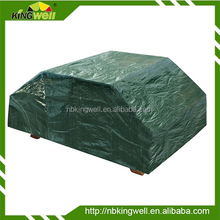 outdoor bad weather protection Patio garden bench cover