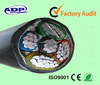 0.6/1KV Aluminum Conductor XLPE Insulation PVC Sheath YJLV Power Cable