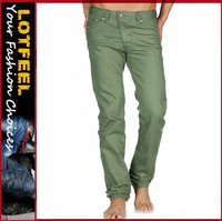 fashion wholesale High quality ripped slim fit man denim jeans pents drop shipping (LOTD014)