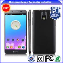 Caliente venta oem 5.5 pulgadas qdh 1280*720 quad core mp-n9950 hong kong teléfono celular de los precios