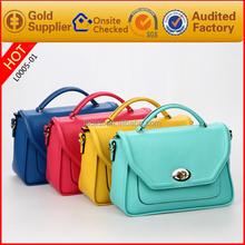 Hot selling fashion woman shoulder bag fancy ladies side bags