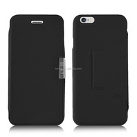 2015 Fashion Style Magnetic Flip PU Leather Case for iPhone 6 4.7''