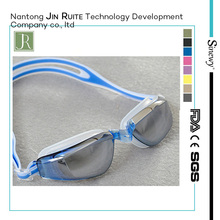 Good quality Prescription silicone water resistant Swimming Goggles Equipment Glass