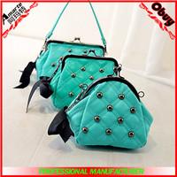 Unique design fashion shoulder mini bag irregular shape bags for girls