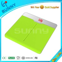 Sunny High Quality Cool Precision Digital LED Personal Scale