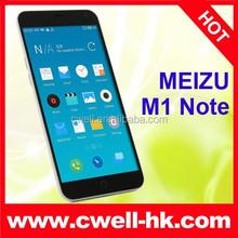 2015 Original Meizu Note MTK6752 64bit Octa Core 5.5'' Android 4G Mobile Phone Meizu M1 Note 16GB