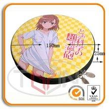 Wholesale Round Zipper CD Tin Case