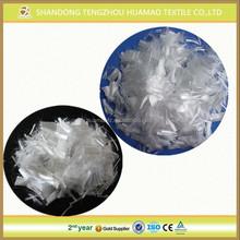12mm high tenacity anti-crack pp monofilament fiber for concrete