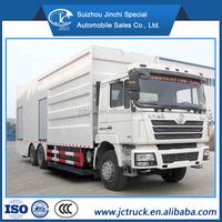 Shacman Auto6X4 snow fighting vehicle