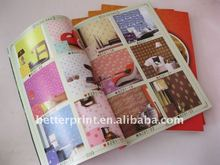 product brochure catalog and book printing