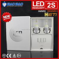 New Products 3015 moto auto light, high power ETI led car headlight, 30w 3600 lumen h4 h13 h11 h7 led headlight 3600lm