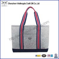 Top grade factory competitive price wool felt bags